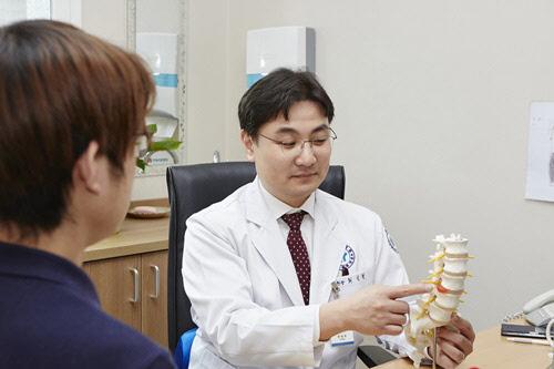 겨울 스포츠 안전 부주의, 허리 통증 질환 발생 조심